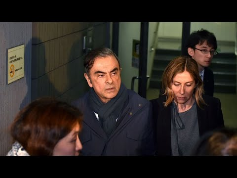 Theories Emerge About Ghosn's Escape