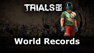 Trials HD - World Records