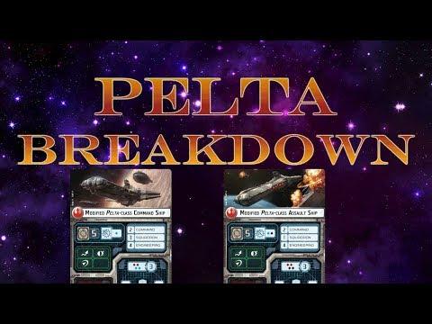 Armada -New Giveaway PLUS  Pelta Ship Breakdown