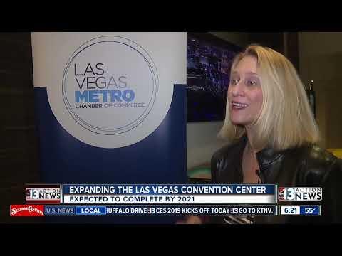 Expanding the Las Vegas Convention Center
