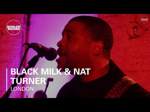 Black Milk & Nat Turner London Live Set
