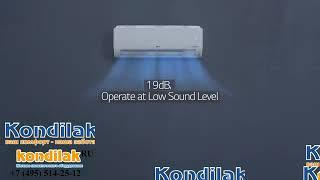 Кондиционер LG модель  LG P12EP   видео обзор