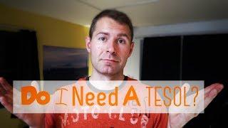 Teaching English In Japan | DO I NEED A TESOL