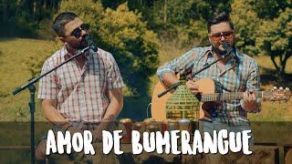 Brenno e Edu - Amor De Bumerangue - EP Esquenta dos Guri (Vídeo Oficial)