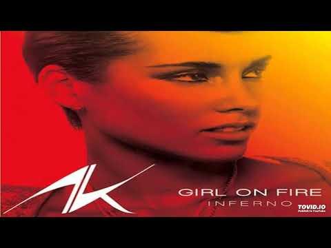 Alicia Keys Ft Nicki Minaj - Girl On Fire Inferno Version