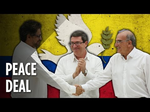 The Colombia-FARC Peace Deal Explained