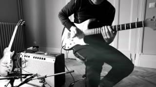 Fender '68 Custom Deluxe Reverb Clean