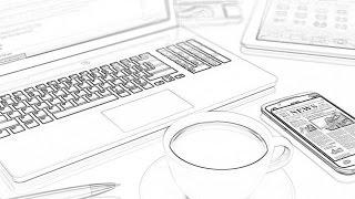 Урок по Adobe Photoshop CS6 (Эффект рисунка карандашом)