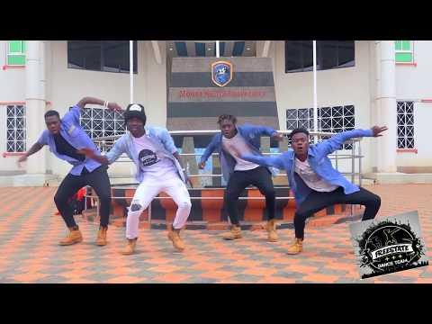P_UNIT-CHOCHA FT FREESTATE DANCE TEAM [[DANCE VIDEO]]