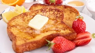 How To Correctly Mąke French Toast