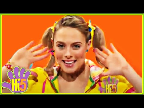 Cinco Sentidos - Canción de la Semana - Temporada 13 | Hi-5 en Español