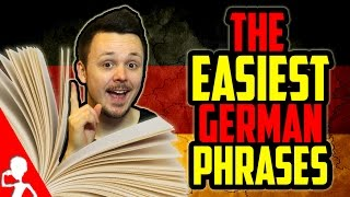 Learn The 7 Easiest German Phrases | Get Germanized