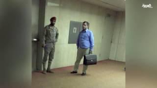 فيديو..القبض على ملحق عسكري تركي بالرياض