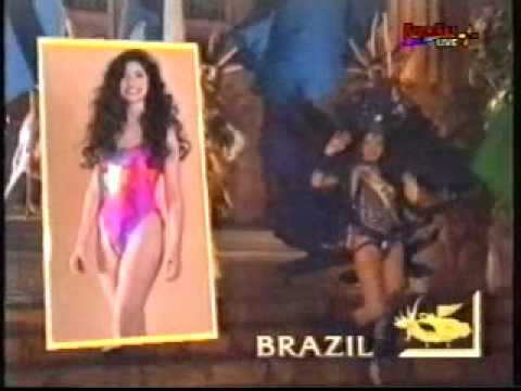 Miss World 1993 Parade of Nations 1/2
