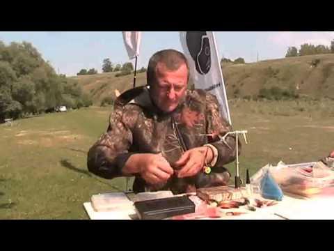 вязание лососевых мушек видео