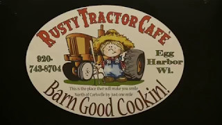 Rusty Tractor Breakfast Barn | Door County WI Dining