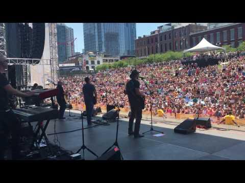 Sister Hazel - CMA Music Festival - Nashville, TN - All For You