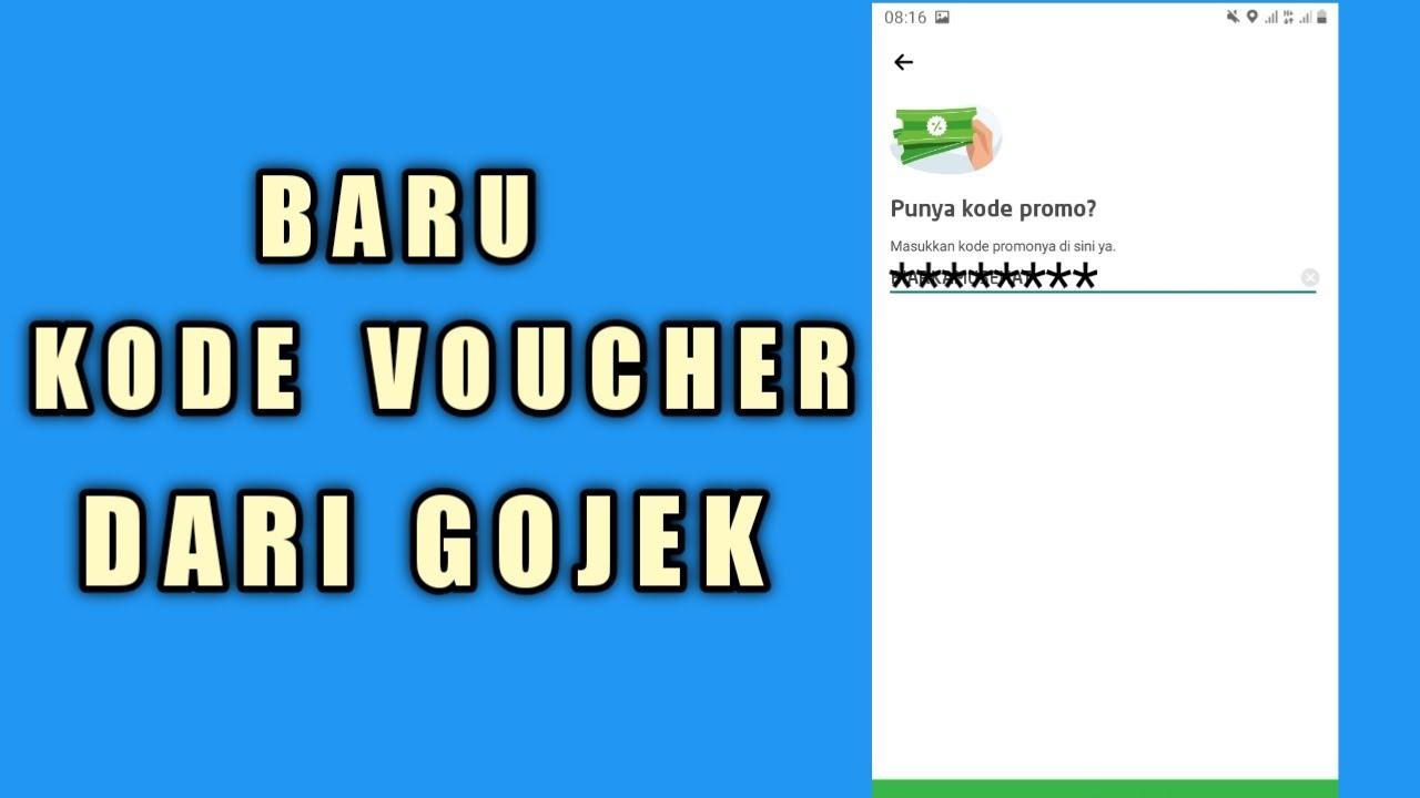 Baru Kode Voucher Gojek Youtube