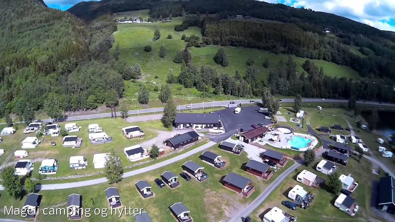 Camping i Norge | Pluscamp Mageli Camping og Hytter