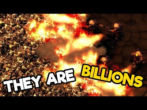 They Are Billions Gameplay #13 - Will We Survive the Final Wave!?