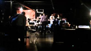 Tyler Mire Big Band - Action Jackson and the Magical Disappearing Sock (Clip)