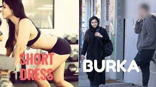 SHORT DRESS vs BURKA (SOCIAL EXPERIMENT!!)
