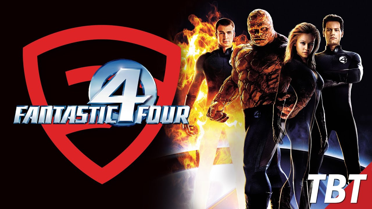 Download Throwback Thursday: Fantastic Four (2005) Review