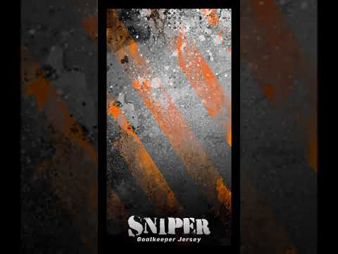 Sniper Camo Goalkeeper Jersey By Rinat
