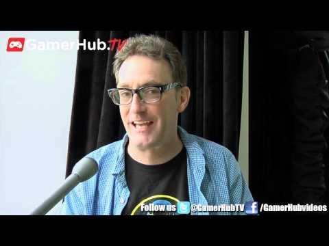 SpongeBob SquarePants Creator Tom Kenny Interview - Gamerhub.tv