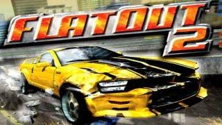 FlatOut 2 - Derby (PC HD)