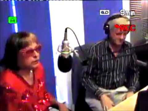 THE FIRST AUNTIE MARC EVOKE RADIO SHOW WITH PAUL LAVERS Part 1