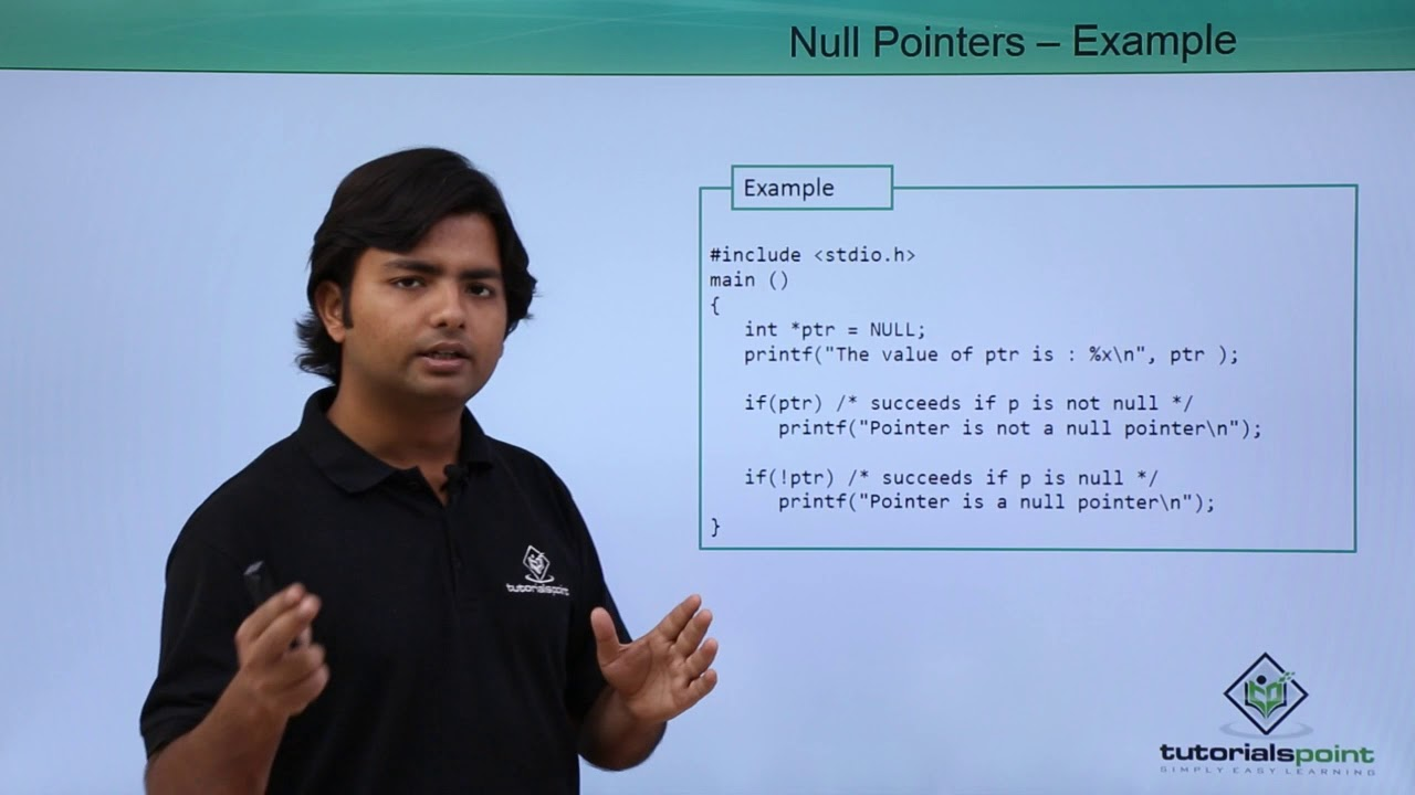 C null pointers youtube c null pointers tutorials point baditri Choice Image