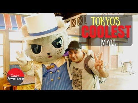 Tokyo's Coolest Mall! Sunshine City Ikebukuro!