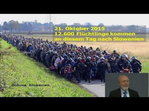 Hans Werner Sinn ERKLÄRT die neue Völkerwanderung HINTERGRUNDWISSEN