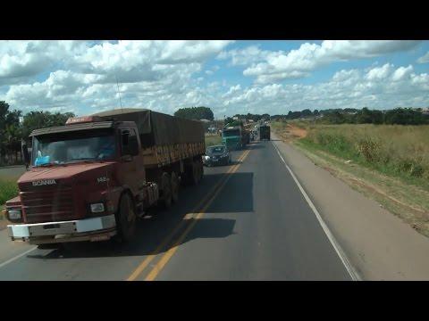 Rodovia BR-050 - Viagem de São Paulo-SP a Brasília-DF- 10a Parte