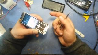 Подробный ремонт телефона