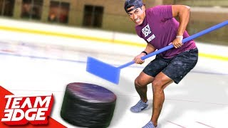 GIANT Hockey Challenge!!