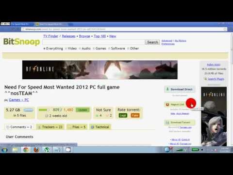 download need for speed most wanted for free 100% working