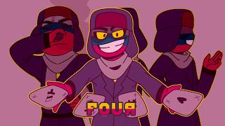 [ Animation ] Party Like A Russian || Collab Part 20