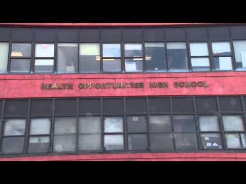 Health Opportunities High School