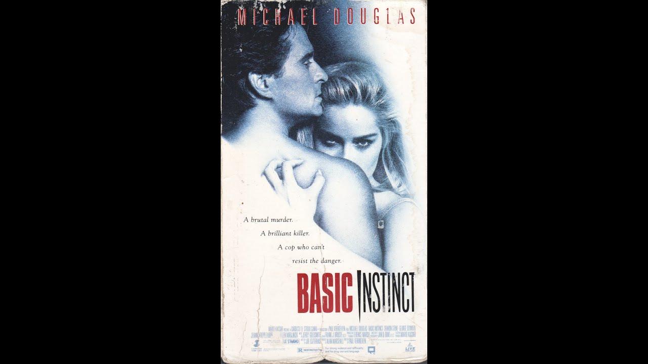Opening To Basic Instinct 1992 Vhs Youtube