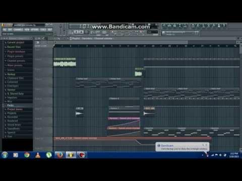 Armin Van Burren Feat Mr. Probz Another You Drop Remake Fl Studio(flp)