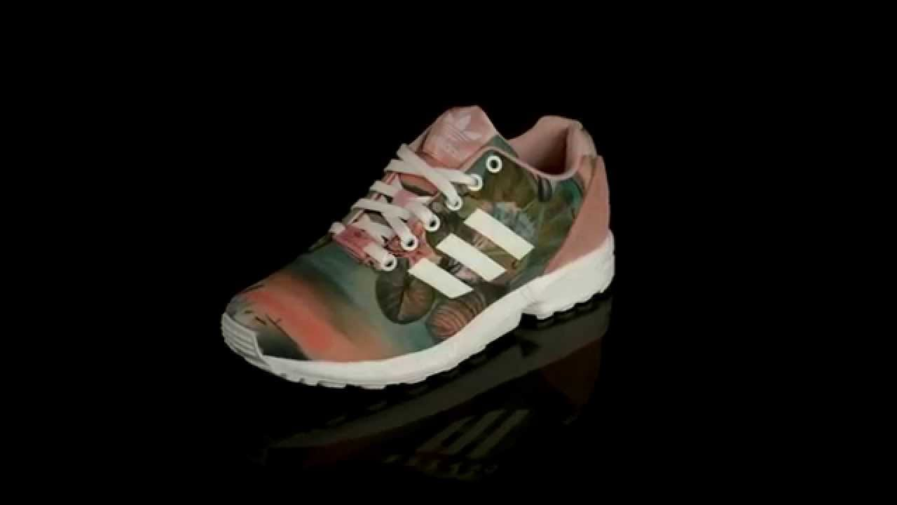 Adidas Flux Pink Dust