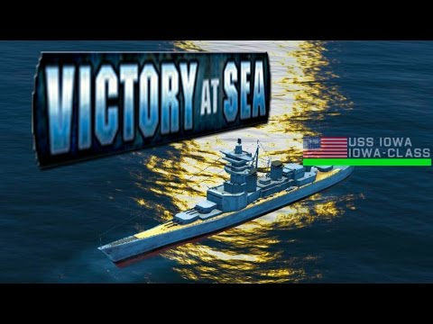 Victory At Sea || WW2 Naval Combat RTS Simulation Game
