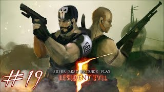 Two Best Friends Play Resident Evil 5 (Part 19)