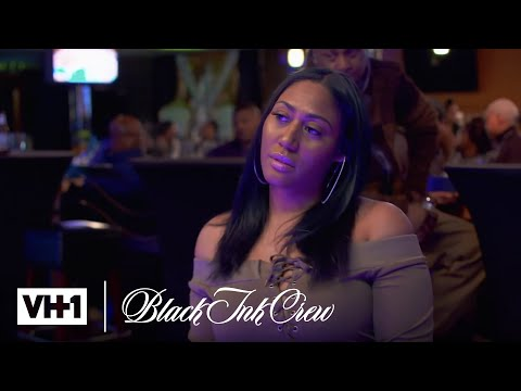 What Does Evenita Know About Van & Charmaine? Sneak Peek | Black Ink Crew: Chicago
