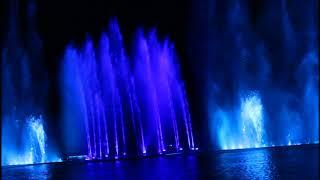 Поющий фонтан Абрау-Дюрсо - Вальс из фильма