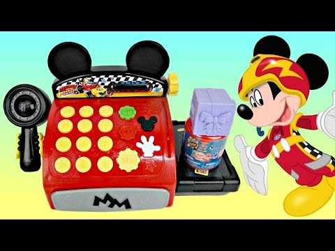 Mickey Mouse Clubhouse Cash Register Toy Surprises