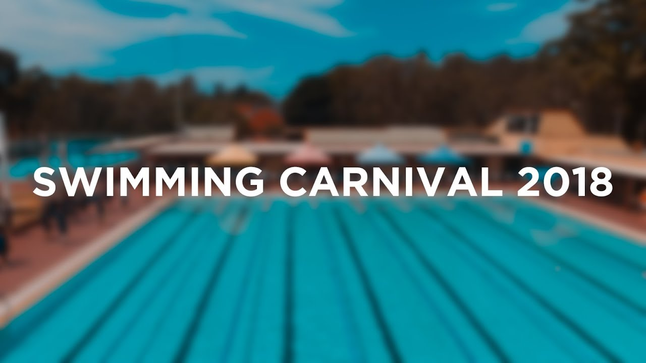 Swimming Carnival 2018 — Canon 70D Magic Lantern Raw
