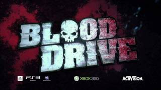 "Trailer - BLOOD DRIVE ""Intro Trailer"" for PS3 and Xbox 360"